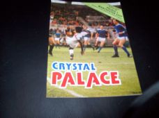 Crystal Palace v Manchester City, 1979/80